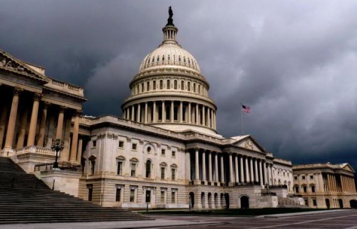 مشروع قانون عقوبات ضد أشخاص روس بسبب نافالني يدخل الكونغرس
