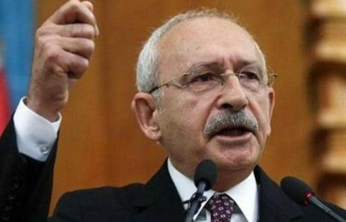 زعيم المعارضة التركية: نظام أردوغان لا يحترم الدستور
