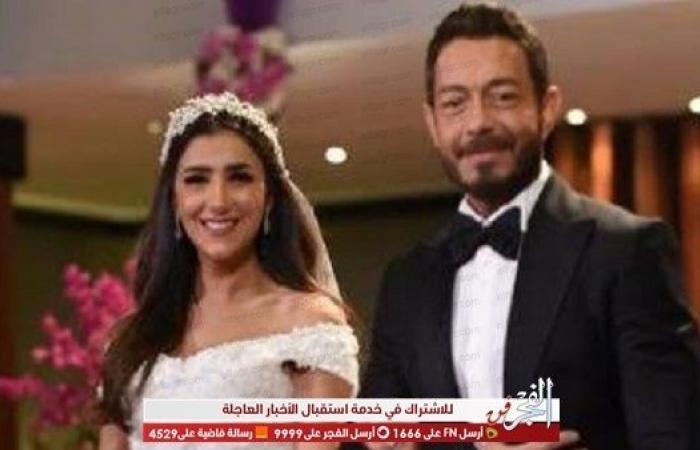شاهد.. لحظة طلاق مي عمر وأحمد زاهر في لؤلؤ (فيديو)