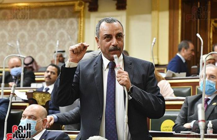نواب لـ هالة زايد: وزيرة بدرجة مقاتلة وست بـ100 راجل.. صور