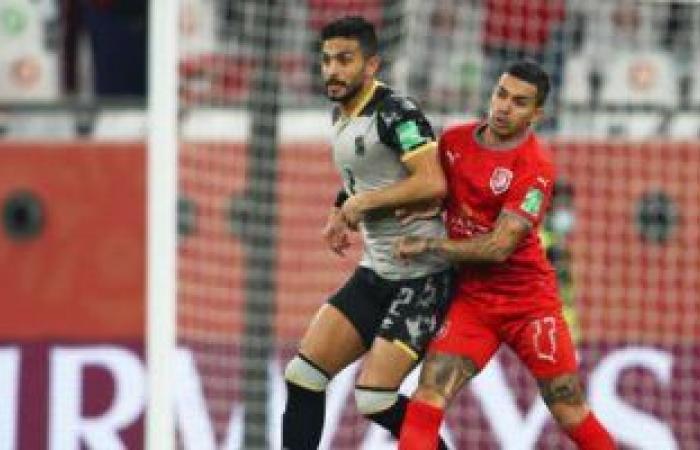 أهداف مباراة الأهلي والدحيل القطري بمونديال الأندية
