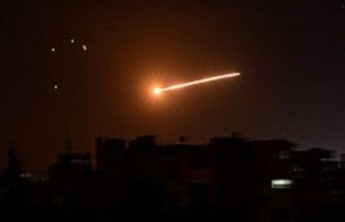 الجيش السوري: أسقطنا معظم الصواريخ الإسرائيلية في المنطقة الجنوبية