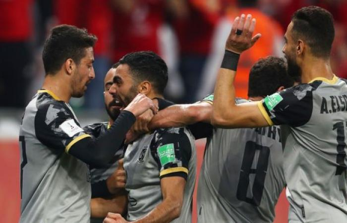 الأهلي يهزم الدحيل ويتأهل إلى نصف نهائي كأس العالم للأندية... فيديو