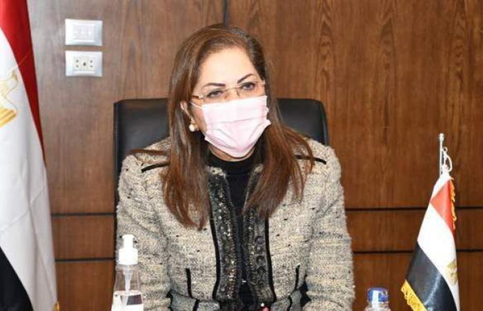 هالة السعيد تعرض جهود مصر في منظومة التخطيط أثناء لقاء وفد عراقي حكومي