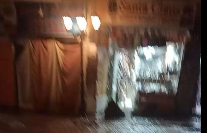 سيول وبرق ورعد تضرب شرم الشيخ والمياه تغرق الشوارع