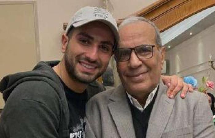 محمد الشرنوبي: شكرا أبويا فاروق الشرنوبى الموسيقار العظيم إنه خلانى فنان