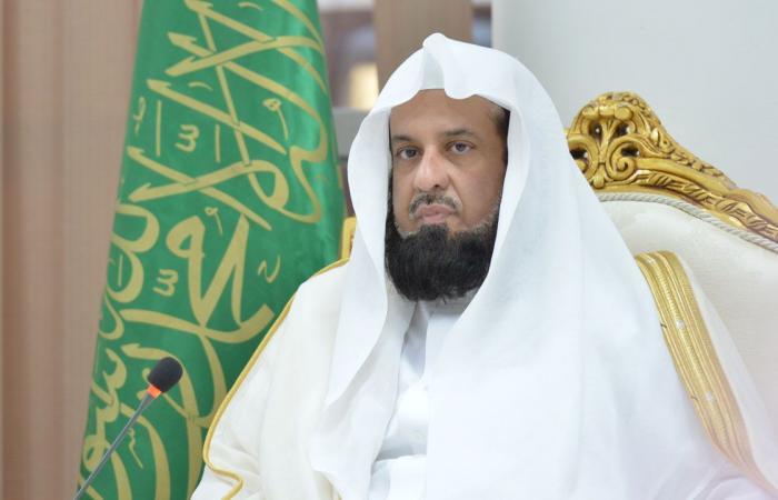 رئيس «الأمر بالمعروف» يوجّه باستخدام «توكلنا» للدخول لمقرات الرئاسة وفروعها