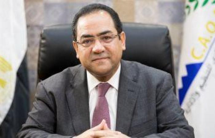 التنظيم والإدارة يبحث مع وفد حكومى عراقى سبل تبادل الخبرات