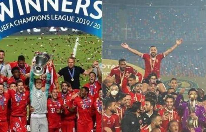 الأهلي: نواجه بايرن ميونيخ بالزي الأحمر في نصف نهائي كأس العالم للأندية