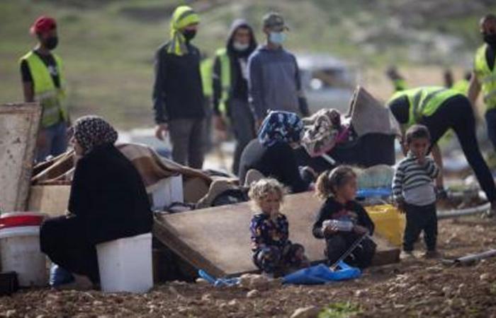 بعد تدمير قرية فلسطينية.. الاتحاد الأوروبي ينتقد إسرائيل