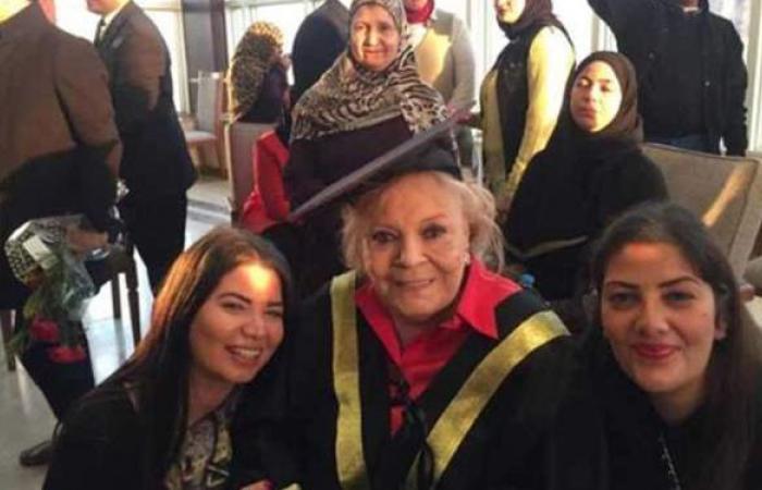 أول ظهور لهن.. حفيدات نادية لطفي: قلم محمود مرسي أوجعها | فيديو