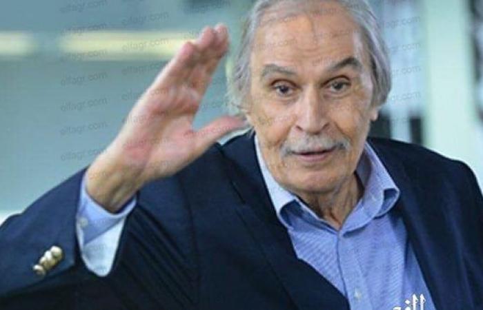 رئيس القومي للسينما ينعي النجم الراحل عزت العلايلي