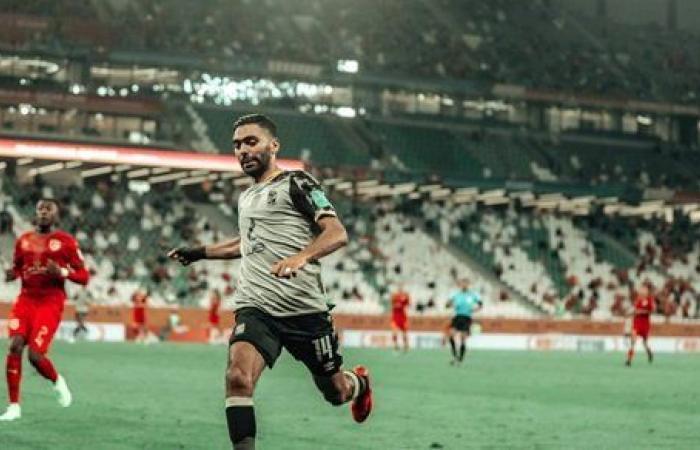 حسين الشحات خامس لاعب يسجل للأهلي بـ مونديال الأندية