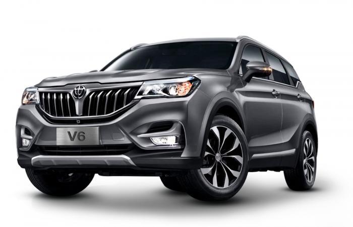 أسعار ومواصفات سيارة بريليانس V6 موديل 2021