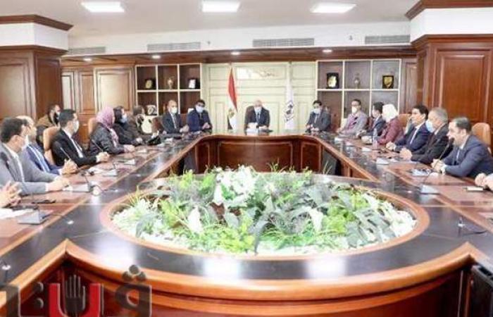 """محافظ بني سويف لـ""""البرلمانيين"""": نتعاون معا لتغليب المصلحة العامة على الفردية"""