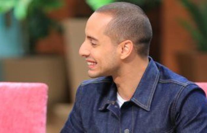 عمرو وهبة : بنشر فيديوهات على السوشيال ميديا بهدف إسعاد الناس