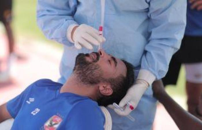 بعثة الأهلي تخضع لمسحة طبية اليوم استعداداً لمواجهة بايرن ميونخ