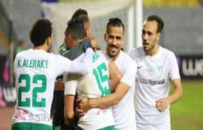 المصري يرتقي للمركز الثالث بالدوري بالفوز على المقاولون 0/1