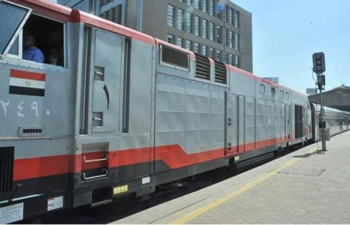 السكك الحديدية تخاطب المحافظات غلق المزلقانات غير الشرعية
