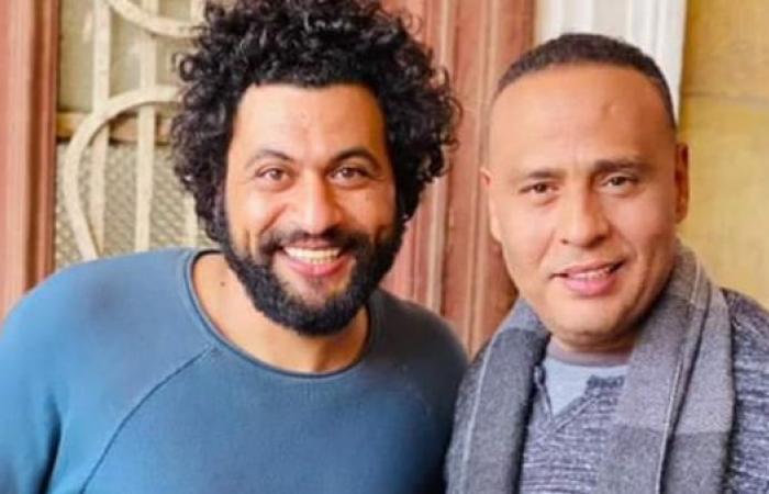"""فهد شلبي يكشف لـ""""الفجر الفني"""" تفاصيل شخصيته في مسلسل """"حلوة الدنيا سكر"""""""