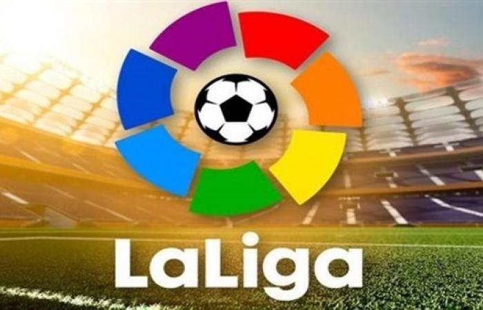 ترتيب الدوري الإسباني قبل مباريات اليوم السبت
