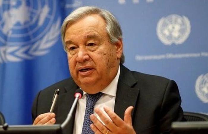 إنجاز حقيقي يمهد الطريق للسلام.. جوتيريش يرحب بتشكيل السلطة التنفيذية في ليبيا