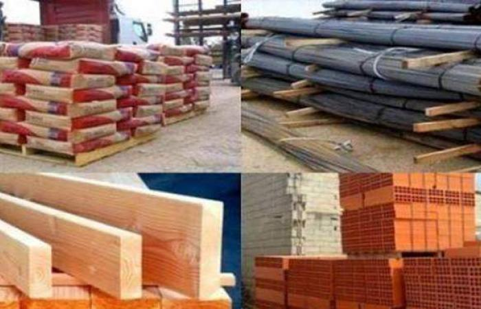 6.140 مليار جنيه صادرات مواد البناء.. وهذه أهم الأسواق