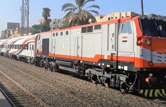 تعرف على مواعيد قطارات السكة الحديد وتأخيراتها المتوقعة اليوم السبت