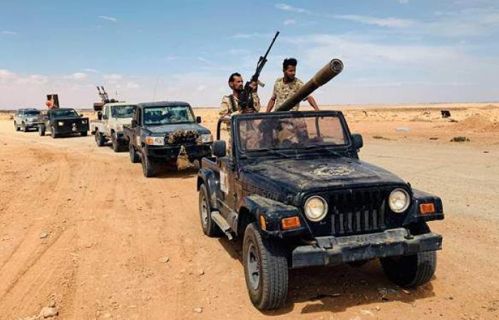 حملة لتطهير ليبيا من الألغام ومخلفات الحرب