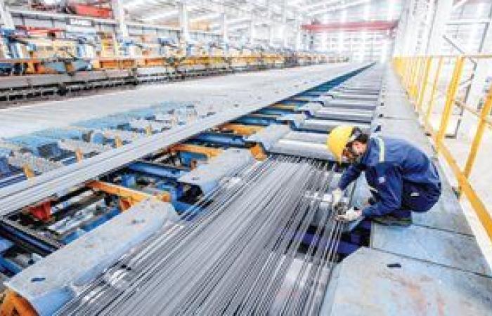 437 مليون جنيه خسائر شركة الحديد والصلب فى 3 شهور