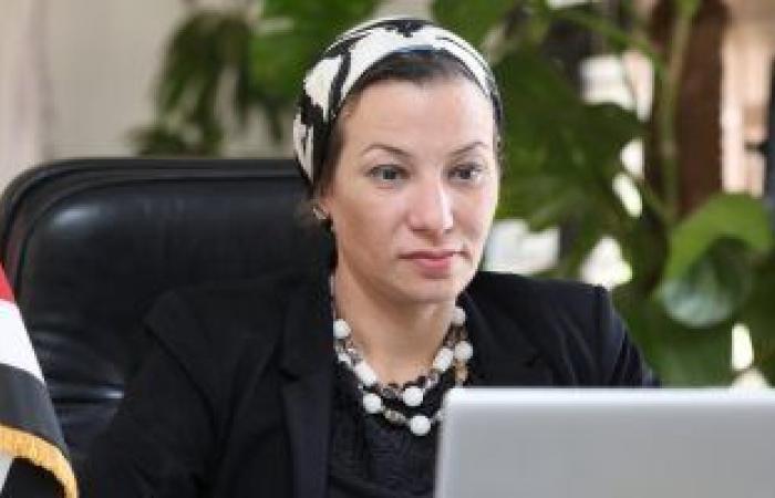 وزيرة البيئة تبحث مع محافظ البنك المركزى آليات دعم شركات تحويل المخلفات لطاقة