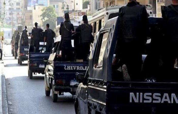 ضبط مخزن لتجميع الزيوت المستعملة بجوار منطقة سكنية في فيصل