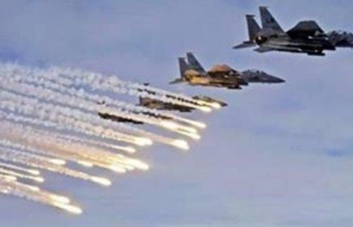 غارات مكثفة.. المقاتلات الروسية تستهدف مناطق انتشار داعش في سوريا
