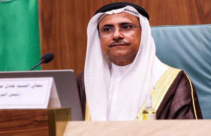 البرلمان العربي يدين إطلاق ميليشيا الحوثي طائرة دون طيار مفخخة تجاه المملكة