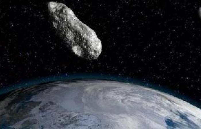 كويكب صغير يمر قرب الأرض الخميس المقبل دون خطورة.. اعرف التفاصيل