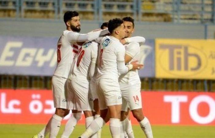 الدوري الممتاز .. الزمالك يسعى لتجاوز صدمة المحلة في مواجهة الاتحاد
