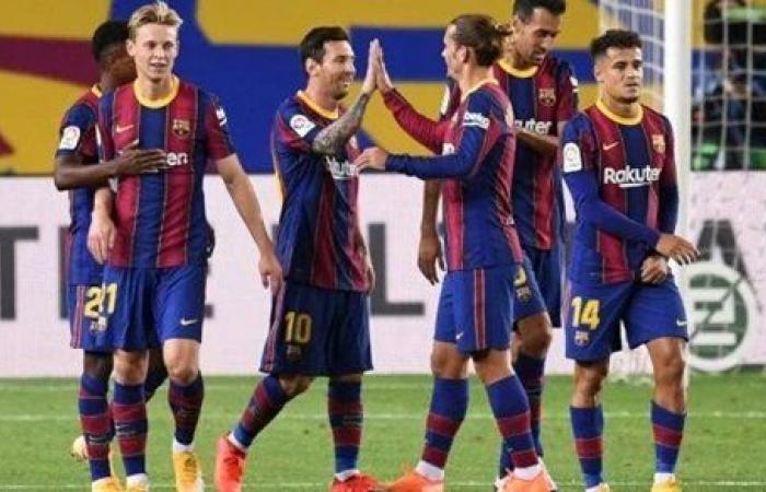 الدوري الإسباني .. برشلونة يسعى لاستعادة الوصافة أمام ريال بيتيس