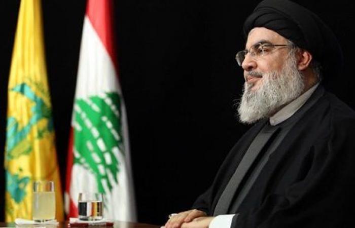 بسبب أوضاع المنطقة.. حسن نصر الله يخرج للجمهور 16 فبراير