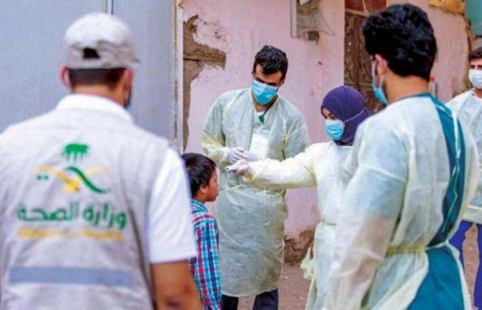 «الصحة»: 356 إصابة جديدة بـ«كورونا» ووفاة 4 وتعافي 298 حالة