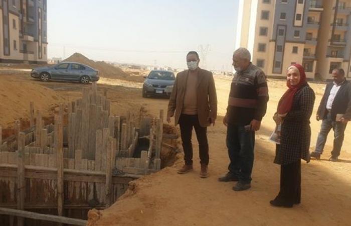 """الإسكان : تنفيذ 29 ألف وحدة سكنية ضمن مشروع """"سكن كل المصرين"""" بحدائق العاصمة"""
