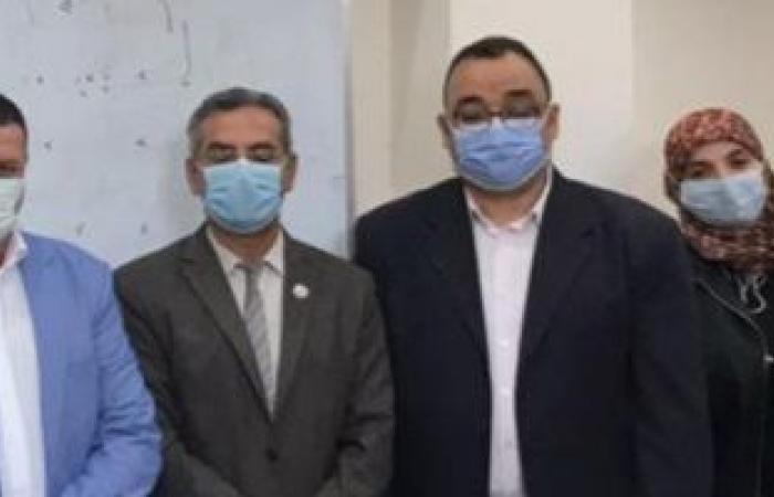 جامعة حلوان تطلق برنامج محو الأمية فى منطقة كفر العلو