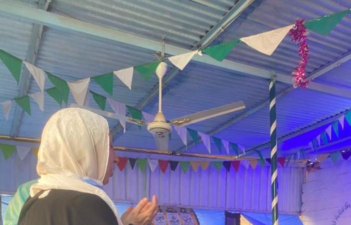 واعظة بالأوقاف لسيدات السودان: الإسلام كرًم المرأة وعظم من شأنها.. فيديو