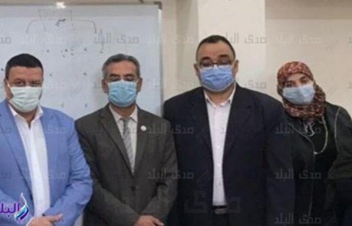 جامعة حلوان تدشن برنامج محو الأمية في منطقة كفر العلو