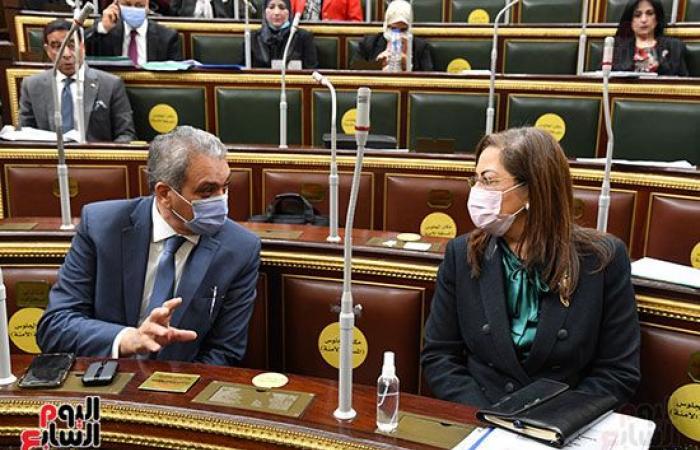 وزيرة التخطيط لمجلس النواب: لم نقبل 45% من طلبات الاقتراض
