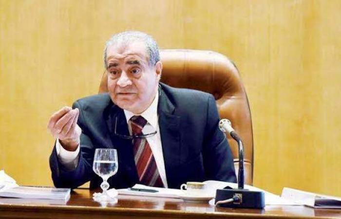 وزير التموين يصل المنيا لافتتاح عدد من المركز المتطورة