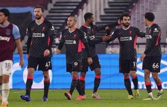 ترتيب الدوري الإنجليزي بعد خسارة ليفربول أمام مان سيتي برباعية