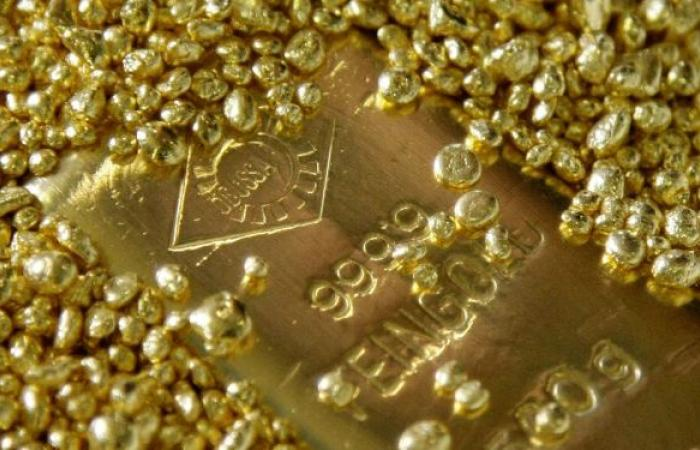 الذهب يرتفع بفعل هبوط الدولار وآمال التحفيز الأمريكي