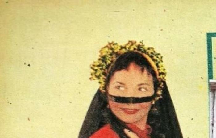 الدير البحرى والملاية اللف..شاهد صور نادرة للراحلة شادية احتفالا بذكرى ميلادها