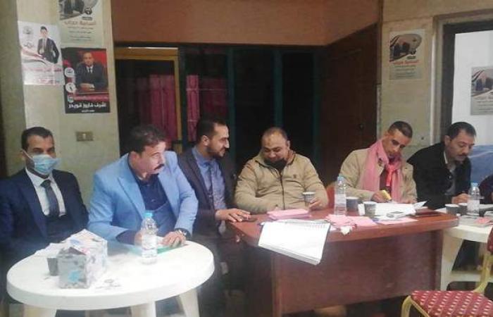 فوز العيادي بمنصب نقيب المحامين بشمال سيناء