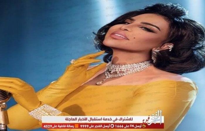 تامر حسني يهنئ أحلام على ألبومها الجديد